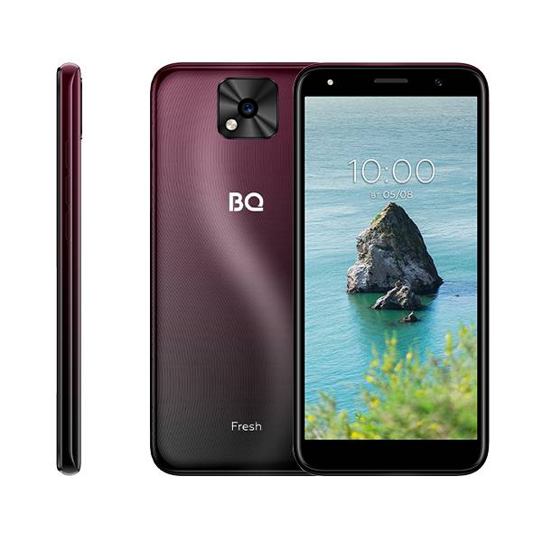 Смартфон BQ 5533G Fresh (Темно-красный)