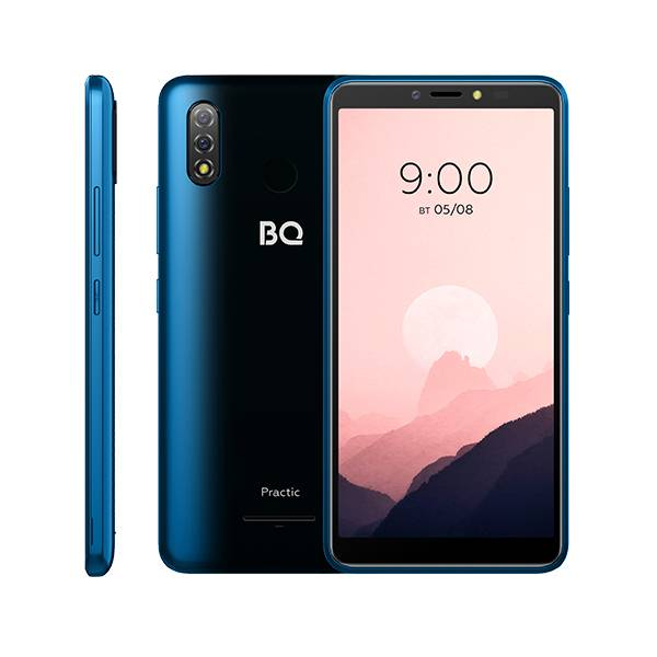 Смартфон BQ 6030G Practic (Синий)