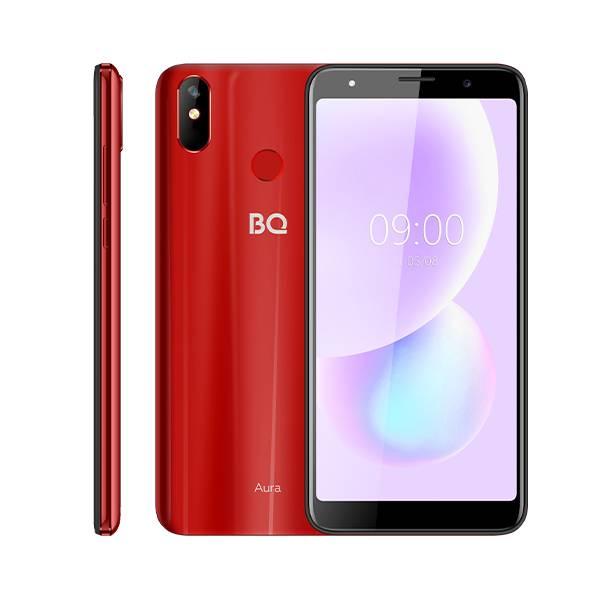 Смартфон BQ 6022G Aura (Красный)