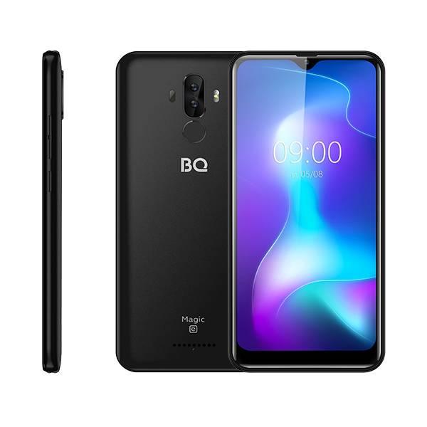 Смартфон BQ 6042L Magic E (Черный)