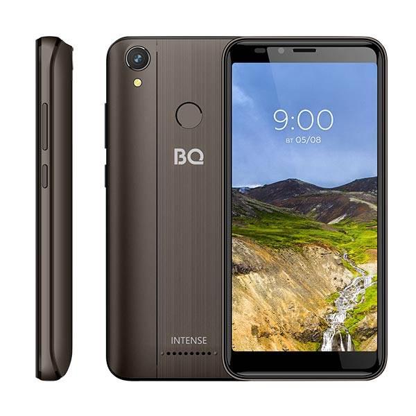 Смартфон BQ 5530L Intense (Коричневый)