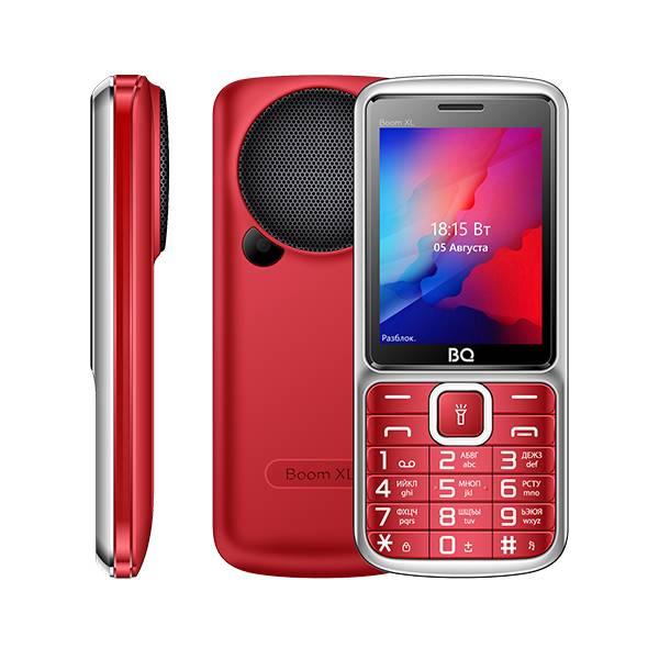 Телефон BQ-2810 BOOM XL (Красный)
