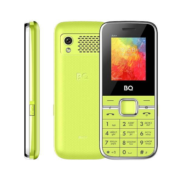 Телефон BQ 1868 Art+ (Зеленый)