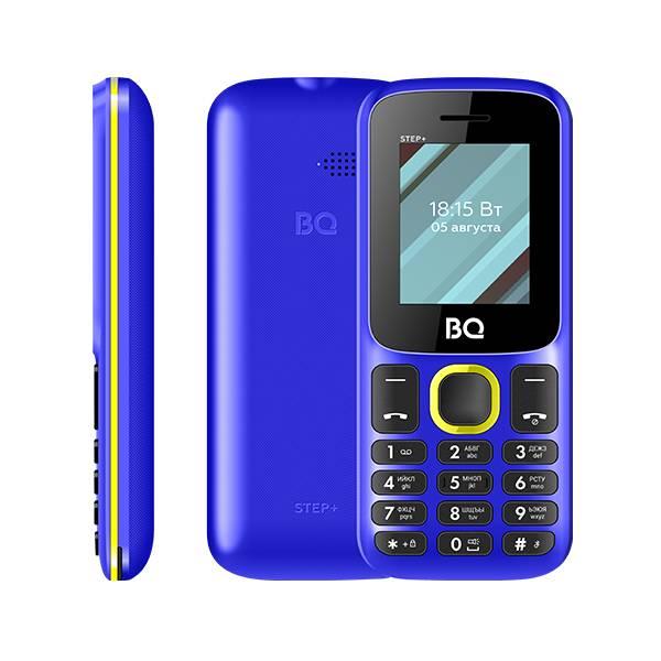 Телефон BQ 1848 Step+ (Черно-зеленый) фото 3