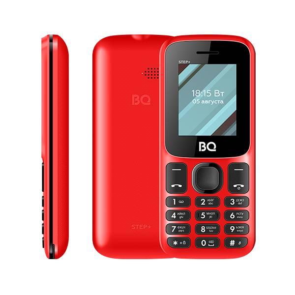 Телефон BQ 1848 Step+ (Черно-зеленый) фото 8