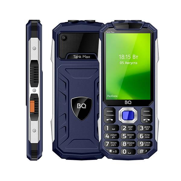 Телефон BQ 3586 Tank Max (Синий)