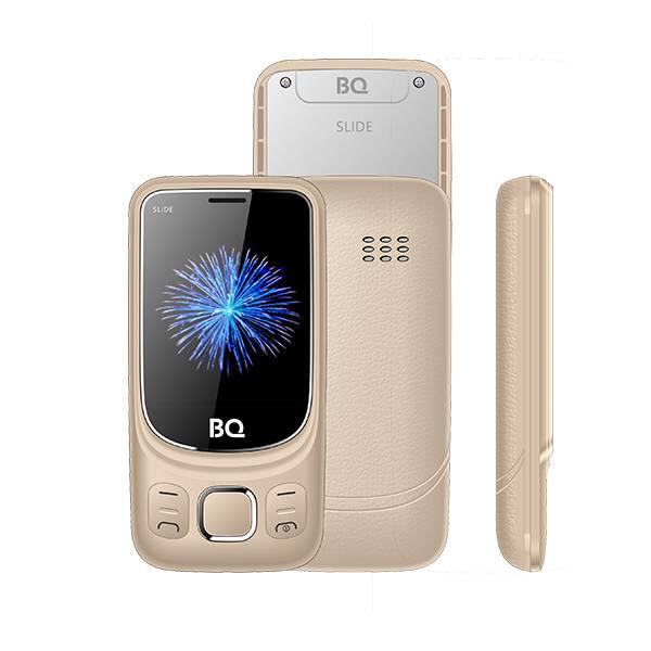 BQ-2435 Slide (Золотой)