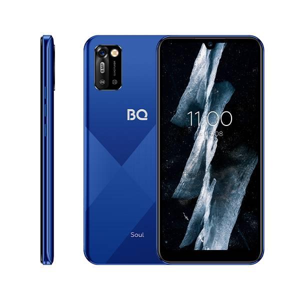 Смартфон BQ-6051G Soul 1+16 (Синий)