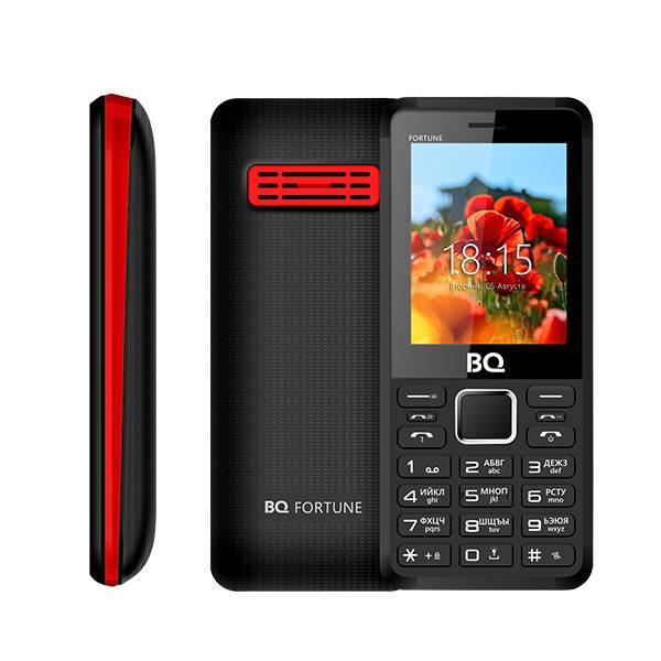 BQ-2436 Fortune Power (Черно-Красный)