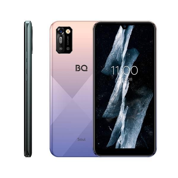 Смартфон BQ 6051G Soul 2+32 (Розовый) фото 4