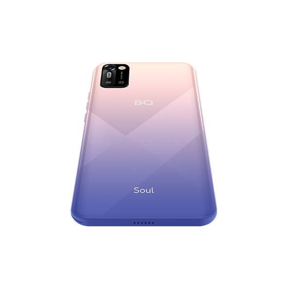 Смартфон BQ 6051G Soul 2+32 (Розовый) фото 9