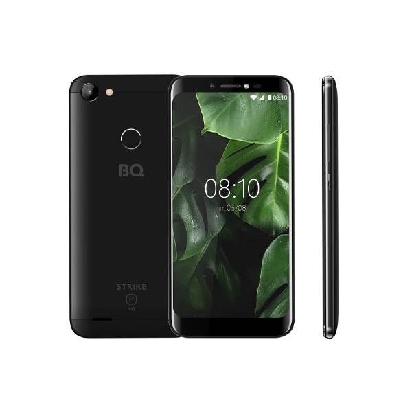 Смартфон BQ-5514L Strike Power 4G (Черный)