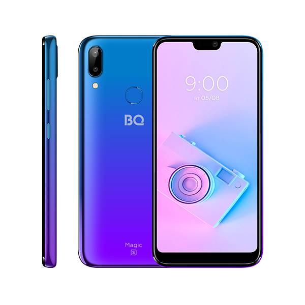 Смартфон BQ 5731L Magic S (Ультрафиолет)