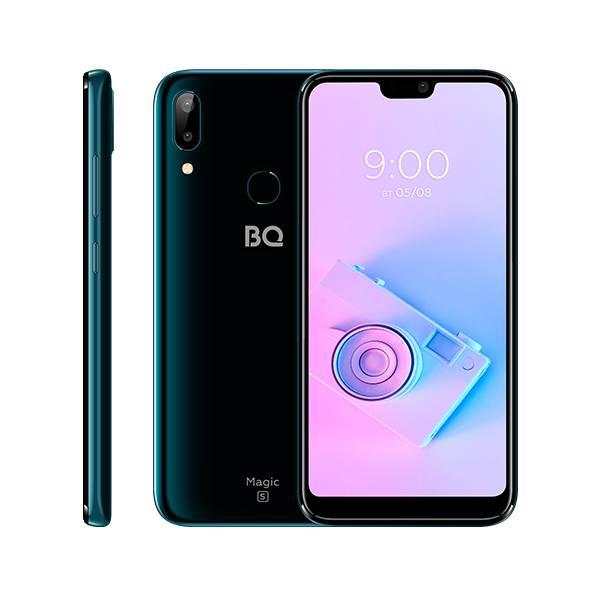 Смартфон BQ 5731L Magic S (Тёмно-синий)