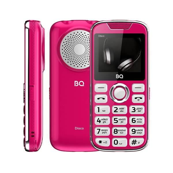 Телефон BQ 2005 Disco (Розовый)