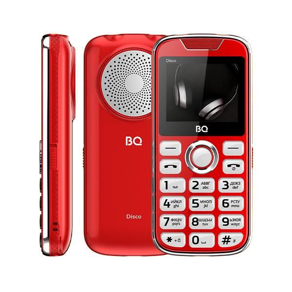 Телефон BQ 2005 Disco (Красный)