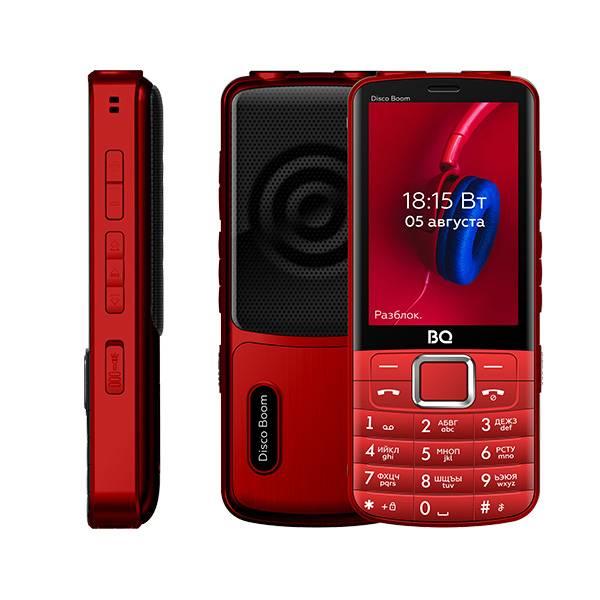 BQ 3587 Disco Boom (Красный)