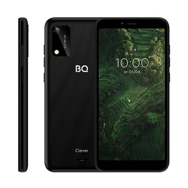 Смартфон BQ 5745L Clever (Черный)