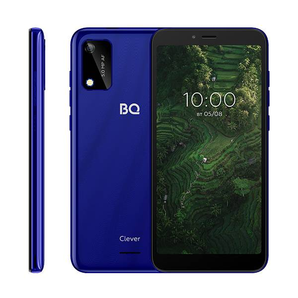 Смартфон BQ 5745L Clever (Синий)