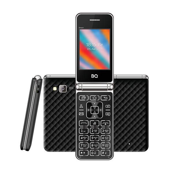 Телефон BQ 2445 Dream (Черный)