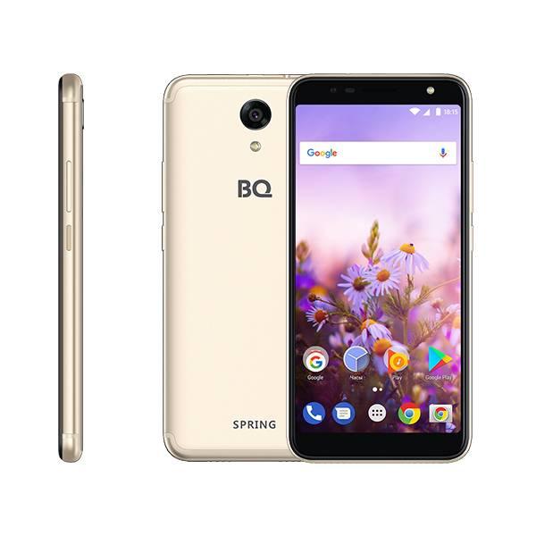 BQ-5702 Spring (Золотой)