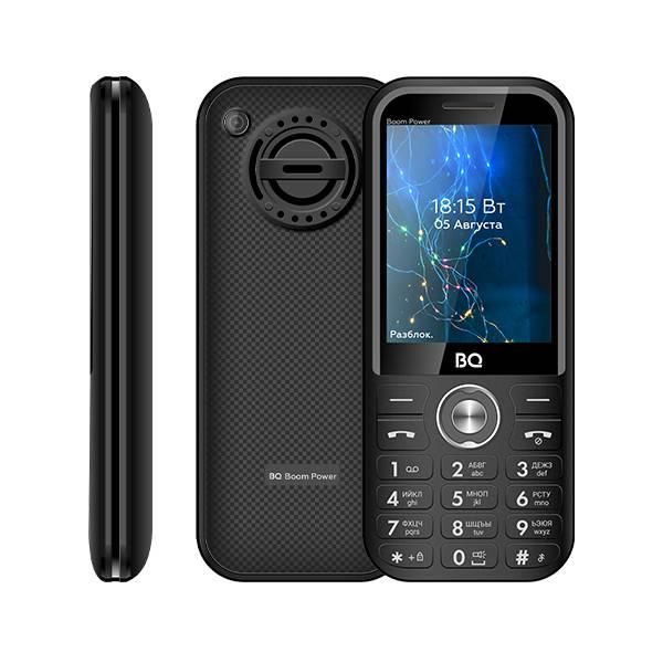 Телефон BQ 2826 Boom Power (Черный)