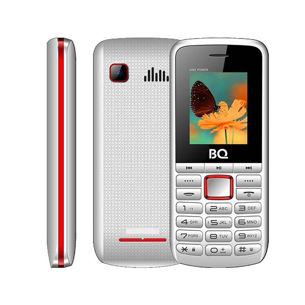 Телефон BQ 1846 One Power (Красный)