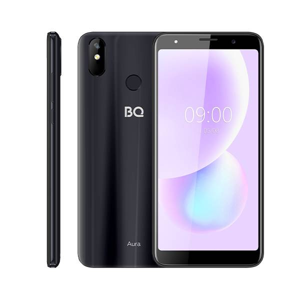 Смартфон BQ 6022G Aura (Темно-серый)