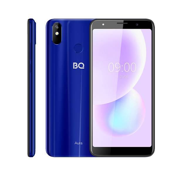 Смартфон BQ 6022G Aura (Синий)