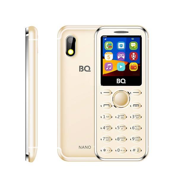 BQ-1411 Nano (Золотой)